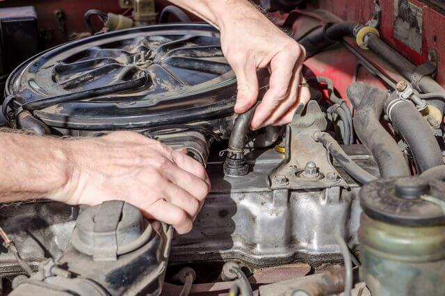 How To Clean A Pcv Valve