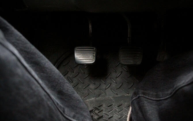 How To Double Clutch - Step 5