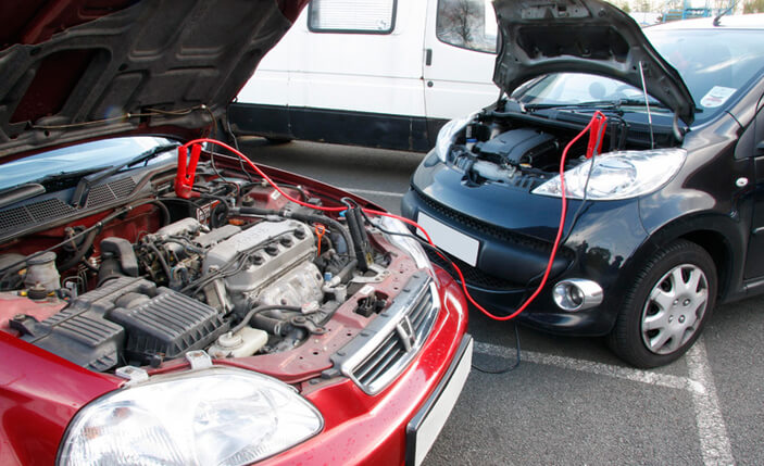 How To Use The Jumper Cables
