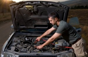 Use A Jumper Cable