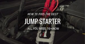 The 7 Best Jump Starters That You Can Buy Today