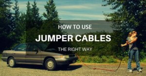 How To Use Jumper Cables The Right Way