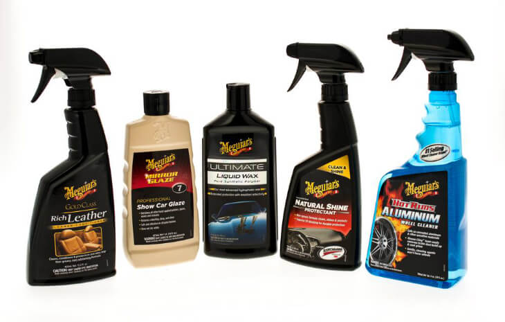 Types Of Black Car Wax