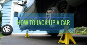 The Proper Way On How To Jack Up A Car