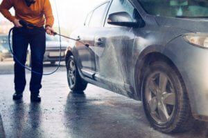 How To Wash A Car - Step 2