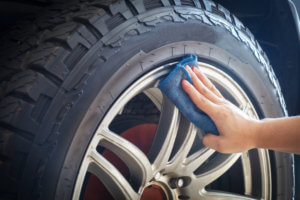 How To Wash A Car - Step 7