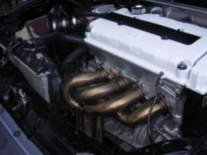 Function of the Valve Cover