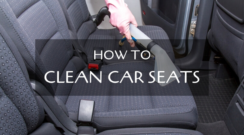 How To Clean Cloth And Leather Car Seats