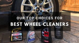 Here are our top choices for the best wheel cleaners