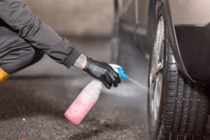 How To Clean Auto Wheels