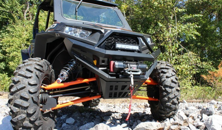Things To Consider When Buying A UTV Winch