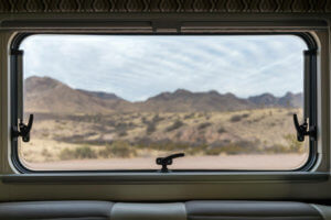 Reduce condensation in your RV with dual-pane acrylic windows